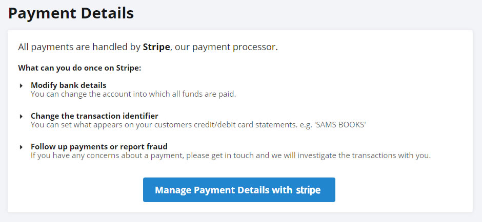 Manage your payments with security and simplicity